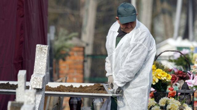 Śmierć Pyjasa: Brak śladów   po kuli