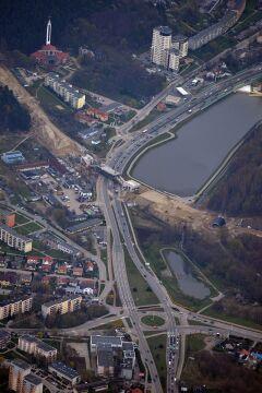 Wiadukt nad ulicą Słowackiego