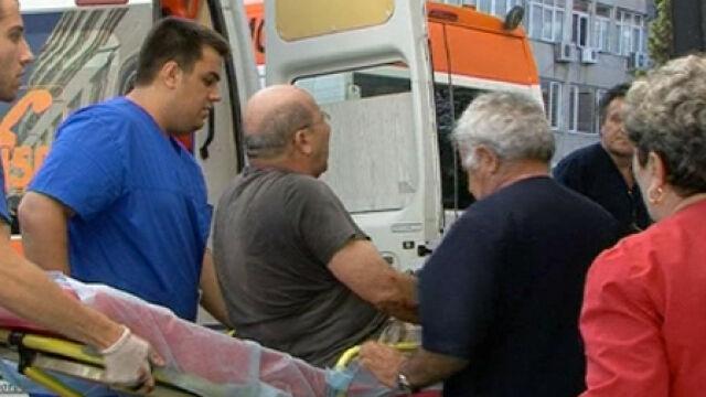 Ranni w zamachu trafili do szpitala