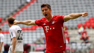Lewandowski nie do zatrzymania. Polak bohaterem Bayernu