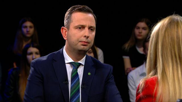 """Władysław Kosiniak-Kamysz był gościem w specjalnym wydaniu """"Kropki nad i"""""""