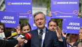 Biedroń: Wiosna podjęła decyzję o samodzielnym starcie w wyborach parlamentarnych
