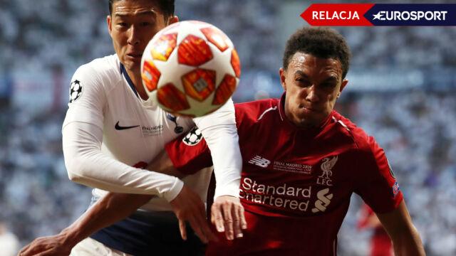Tottenham - Liverpool 0:2 [RELACJA]