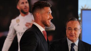 Ramos kuszony przez Chińczyków. Prezydent Realu stawia warunek