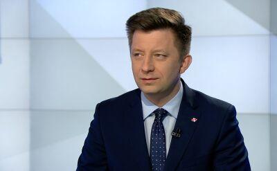 Dworczyk o rekonstrukcji rządu: decyzje zapadną między prezesem PiS a premierem