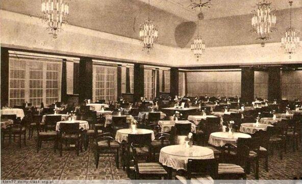 Wnętrza restauracyjne