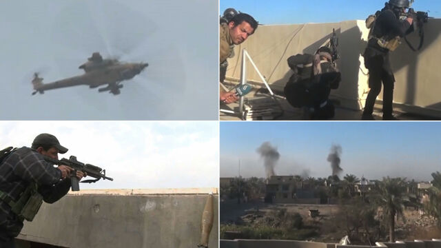 Ramadi odbite z rąk dżihadystów. Wielki sukces irackiej armii