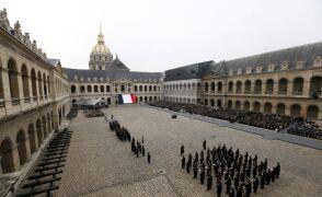 Uroczystości ku pamięci ofiar zamachów w Paryżu