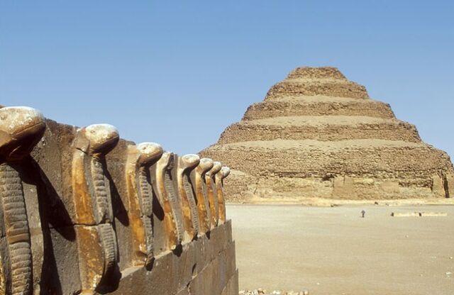 Atak pod piramidami. Cztery osoby nie żyją