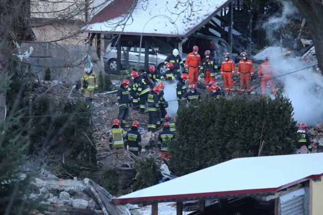 Eight people dead in tragic gas explosion in Szczyrk