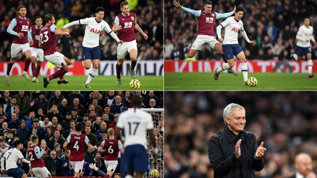 """Niesamowity gol gracza Tottenhamu. """"Niektórzy szaleli z radości, inni milczeli, bo byli w szoku"""""""