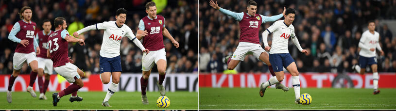 Niesamowity gol gracza Tottenhamu.