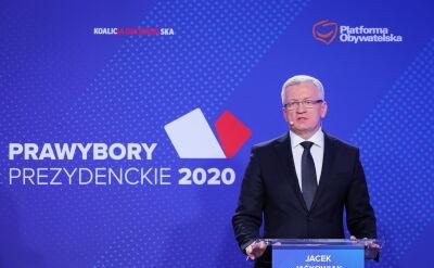 Jaśkowiak: należy postawić przed Trybunałem Stanu prezydenta Dudę
