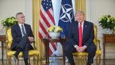Trump: nikt bardziej od Francji nie potrzebuje NATO