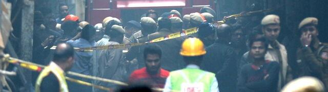 Alejka była za ciasna, w pożarze zginęły 43 osoby. Właściciel budynku podejrzany o zabójstwo