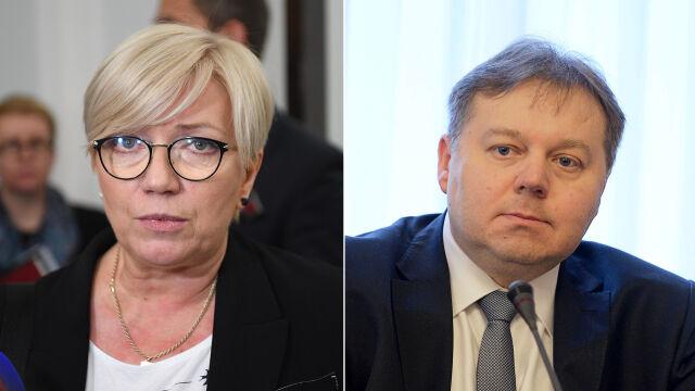 Przyłębska i Wyrembak nie przybyli na posiedzenie komisji. Tłumaczenia sędziów