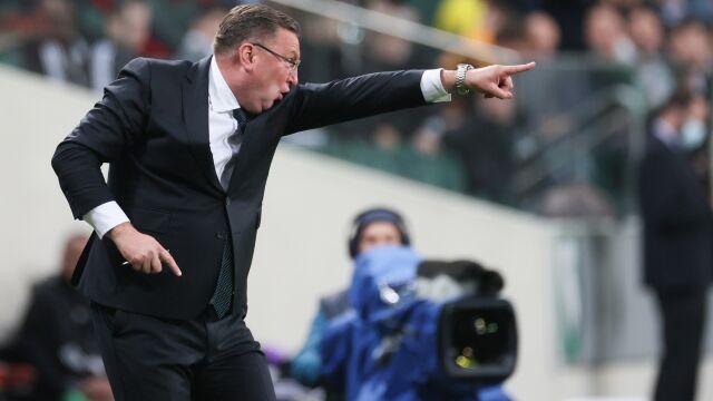 """Legia rządzi w grupie, trener wskazał bohatera. """"Dzięki niemu wygraliśmy"""""""