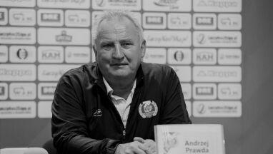 Nie żyje Andrzej Prawda. Miał 69 lat