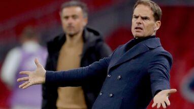 Trener Holendrów nie będzie oszczędzał piłkarzy.