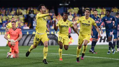 Niewielka zaliczka Villarrealu. Arsenal z szansami na finał
