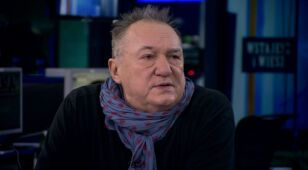Michał Urbaniak o aktorskiej przygodzie