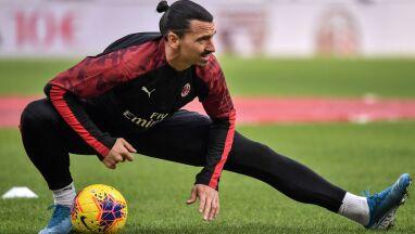 Alarm w Milanie, Zlatan kontuzjowany.