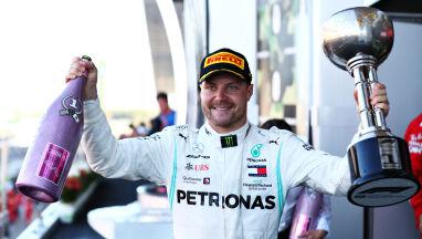 Dwukrotny mistrz świata F1: to będzie rok Bottasa