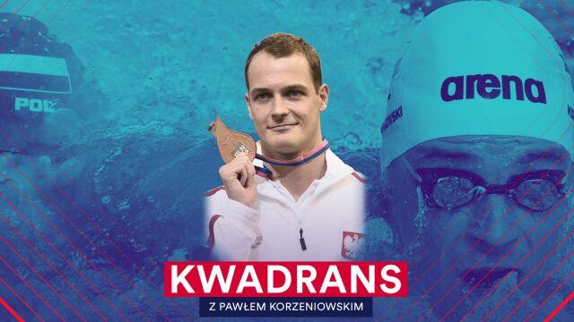 """Paweł Korzeniowski w """"Kwadransie"""": będę raczej ćwiczył triathlon"""