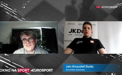 Jan-Krzysztof Duda o treningach