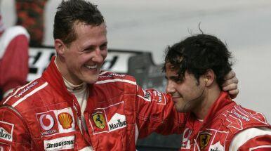Massa spotkał się z Schumacherem