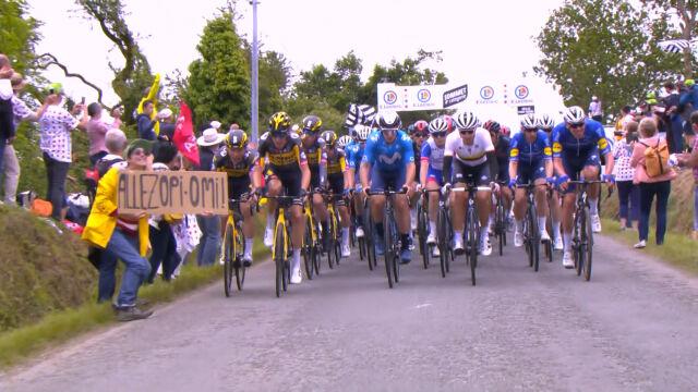 Jedno euro odszkodowania. Rusza proces sprawczyni kraksy w Tour de France