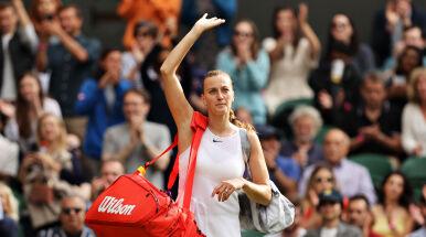 Dwukrotna mistrzyni Wimbledonu już poza turniejem