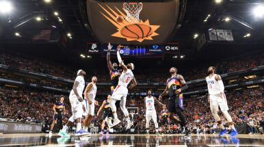 Suns wypuścili okazję z ręki. Muszą rozegrać kolejny mecz
