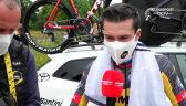 Roglić po 5. etapie Tour de France