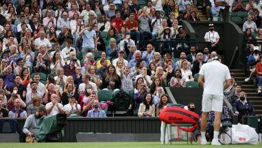 Bez obostrzeń na Wimbledonie. Komplet publiczności od ćwierćfinałów