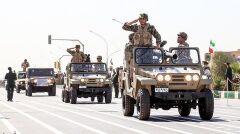 Samochód terenowy Safir, jedno z najbardziej rozpowszechnionych dzieł irańskiego przemysłu zbrojeniowego. Można je zobaczyć między innymi w Iraku i Syrii