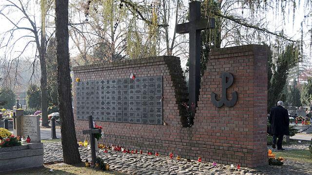 Żołnierze wyklęci pochowani na Powązkach we wrześniu 2014?