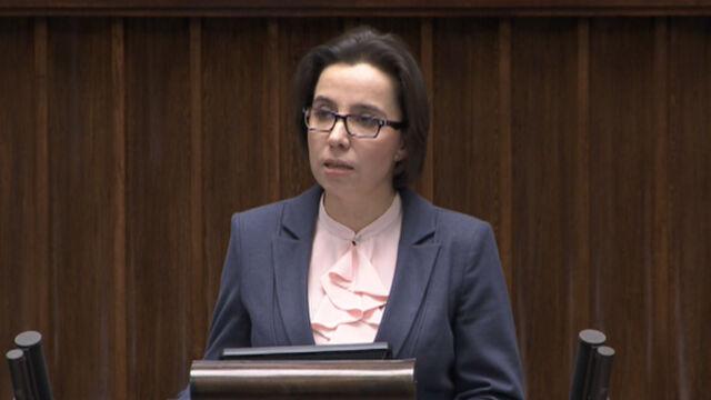 Anna Surówka-Pasek tłumaczy na czym oparty jest projekt ustawy o SN