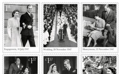 Królowa Elżbieta i książę Filip świętują 70. rocznicę ślubu