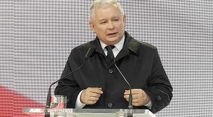 Kaczyński o marszu PiS po władzę.