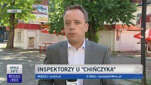 Kontrole w Łodzi pokazały grzechy budek z orientalnym jedzeniem/TVN24