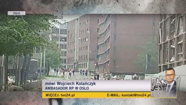 Ambasador: nie mamy informacji o ofiarach i ich narodowości