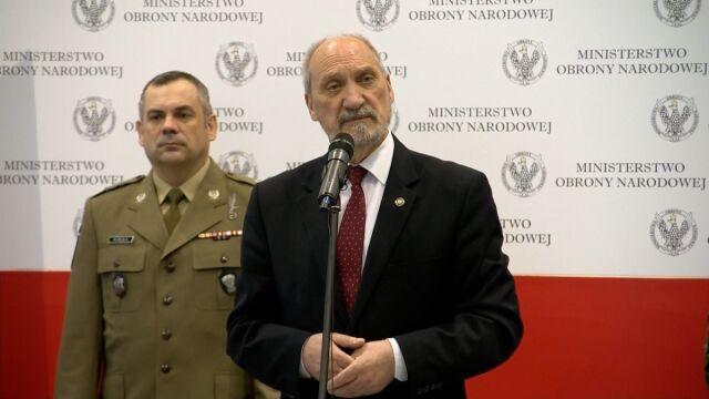 Macierewicz o katastrofie smoleńskiej: ówczesne władze nie chciały jej badać