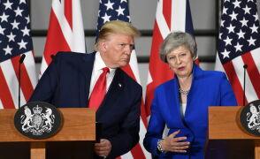 May: wierzę, że leży to w najlepszym interesie Wielkiej Brytanii, aby wyjść z Unii Europejskiej