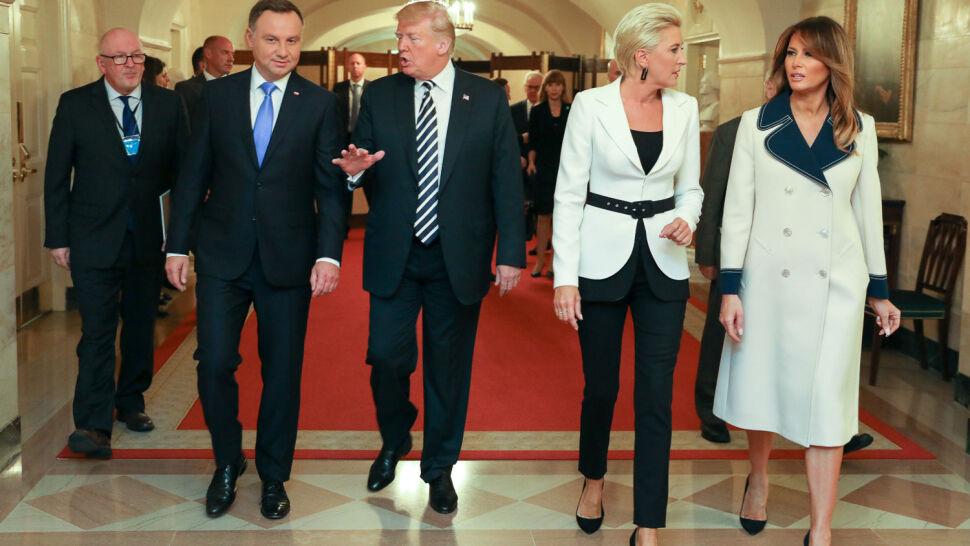 """""""Liczymy na to, że prezydent Donald Trump 1 września będzie w Polsce"""""""