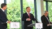 Prezydent Duda na szczycie Trójmorza w Słowenii