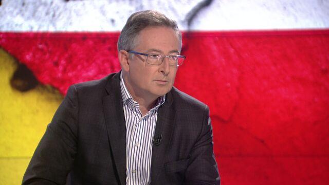 """Bartłomiej Sienkiewicz był gościem """"Faktów po Faktach"""""""
