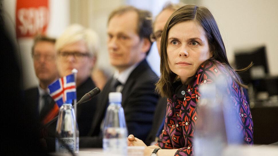 Liderka opozycji ma utworzyć rząd na Islandii