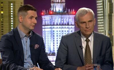 Jaki: Trwa walka o uczciwą Polskę. Walka z Platformą i z elitami prawniczymi