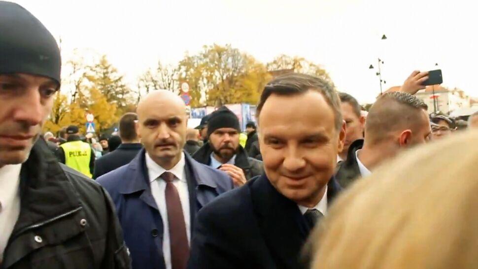 """Prezydent o """"ubeckich metodach"""" Antoniego"""